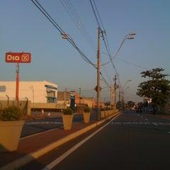 Photo taken at Avenida Nossa Senhora de Fátima by Anderson K. on 11/7/2012