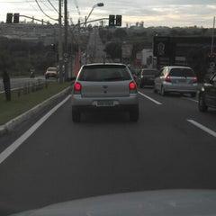 Photo taken at Avenida Nossa Senhora de Fátima by Anderson K. on 12/19/2012