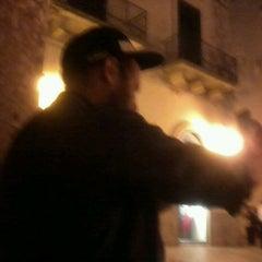 Photo taken at Piazza Duomo by Bruna B. on 9/23/2012