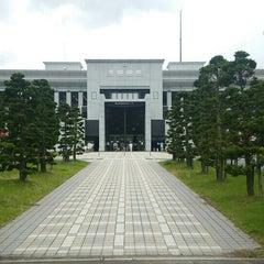 Photo taken at 岡山県運転免許センター by mayuri041 on 7/27/2015