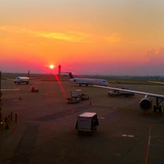 Photo taken at Dallas Fort Worth International Airport (DFW) by Dr. Matt A. on 7/4/2013