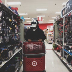 Photo taken at Target by Wokksy J. on 12/7/2012