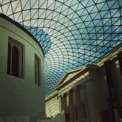 Photo taken at British Museum by hirotomo on 7/25/2013