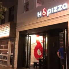 Photo taken at H &pizza by Darkadonus S. on 9/21/2012