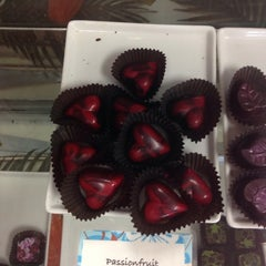 Photo taken at Sweet Paradise Chocolatier by Greg S. on 12/24/2013