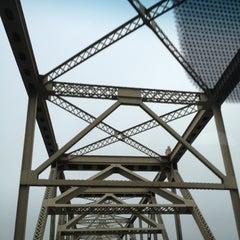 Photo taken at McNary Bridge by Erik W. on 12/13/2012