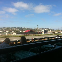 Photo taken at Del Mar Racetrack by Inga I. on 8/9/2013