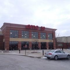 Photo taken at AMC South Barrington 30 by jose alfredo v. on 12/23/2012