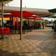 Photo taken at Rest Area KM 10 (Cibubur Square) by Suki on 10/10/2012