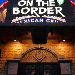 Photo taken at On The Border Mexican Grill & Cantina by John J. on 4/19/2014