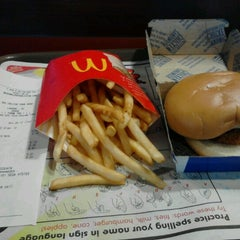 Photo taken at McDonald's by Valkyrie on 11/6/2012