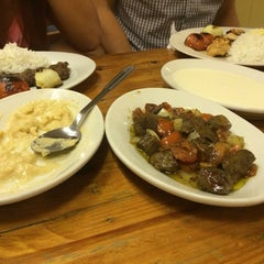 Photo taken at World Class Persian Kebab by Nebz H. on 5/20/2014