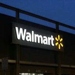 Photo taken at Walmart Supercenter by Ferez K. on 5/10/2013