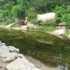 Photo taken at Chickasaw National Recreation Area by Michael H. on 5/18/2013