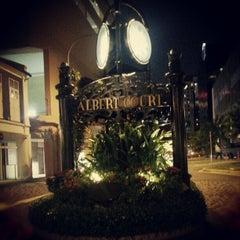 Photo taken at Albert Court Village Hotel by Patrick W. on 11/1/2012