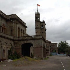 Photo taken at Savitribai Phule Pune University by Ameet D. on 8/27/2013