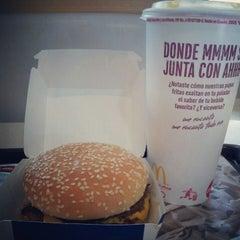 Photo taken at McDonald's by Vallitta S. on 10/28/2012