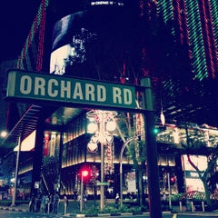 Photo taken at Orchard Road by Haziq A. on 1/3/2013
