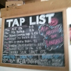 Photo taken at Wingman Brewers by Beer J. on 4/20/2013