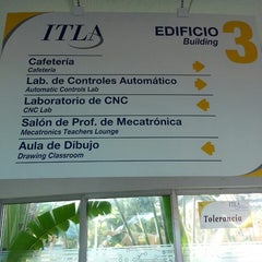 Photo taken at ITLA (Instituto Tecnologico de las Americas) by Ino H. on 2/20/2013