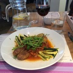 Photo taken at Fonteyne The Kitchen Woluwe by Adil V. on 6/7/2015