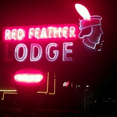 Photo taken at Red Feather Lodge Grand Canyon by Mike P. on 2/16/2013