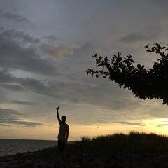 Photo taken at Muara Miri River by Mohd Nizam Ibrahim on 8/9/2014