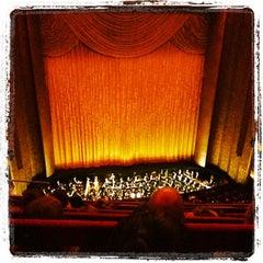Photo taken at The Metropolitan Opera by Tokuyuki K. on 1/3/2013