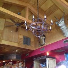 Photo taken at Stoney Knob Cafe by Richie E. on 10/14/2013
