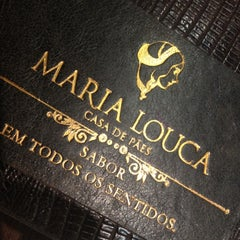 Photo taken at Maria Louca Casa de Pães by Filippe S. on 11/4/2012
