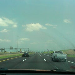 Photo taken at Interstate 20 (I-20) by Jyeza 🎑 S. on 8/10/2013