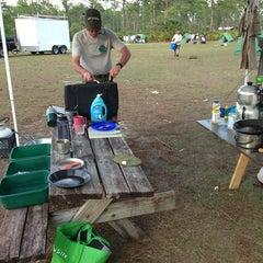 Photo taken at Boy Scout Camp Miles by David L. on 3/23/2013