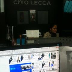 Photo taken at Chio Lecca Instituto Internacional De Diseño by Grecia Ec V. on 8/2/2013