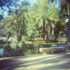 Photo taken at Parque Recanto do Trovador by Shell R. on 2/25/2013