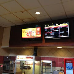 Photo taken at Cinemark by Lucho M. on 1/13/2013