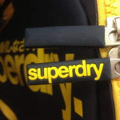 Photo taken at Superdry Store by Rob M. on 6/4/2014