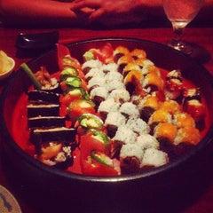 Photo taken at JoTo Thai-Sushi Tampa by LAID B. on 9/15/2013