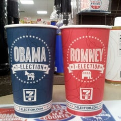 Photo taken at 7-Eleven by Raul A. on 10/27/2012