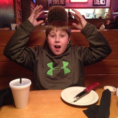 Photo taken at Texas Roadhouse by Heather H. on 1/28/2015