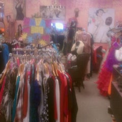 Photo taken at Material Girl 2 Boutique by My Coupon D. on 11/5/2012