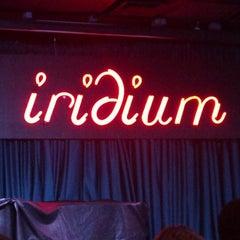 Photo taken at The Iridium by Rae L. on 11/10/2012