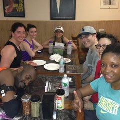 Photo taken at Joe's Pizza (Park Slope) by Tricia L. on 5/31/2013