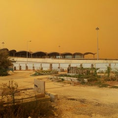 Photo taken at QAIA - Gate 11 by Eng Alaa T. on 10/3/2012