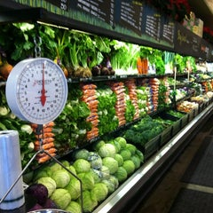 Photo taken at Whole Foods Market by Mason W. on 12/11/2012