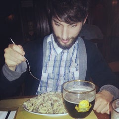 Photo taken at Pub Birreria Spaghetteria da Agostino by Marco B. on 6/5/2013