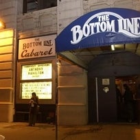 Photo taken at Bottom Line by DJ Times on 7/26/2013