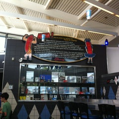 Photo taken at Superdawg Drive-In by Greg P. on 7/21/2013