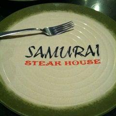 Photo taken at Samurai Sushi and Hibachi by Jacky P. on 3/3/2013