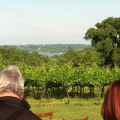 Photo taken at Moon Dancer Vineyards & Winery by Samantha P. on 6/8/2013