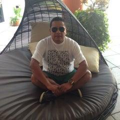 Photo taken at Olas Altas Hotel Surf by Mauricio O. on 5/2/2014